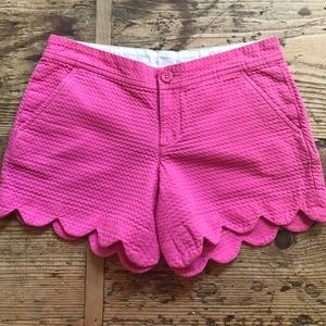 Lilly Pulitzer The Buttercup shorts size 00